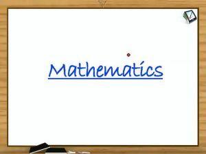 Trigonometric Ratios And Transformations - Condition Ability (Session 12)