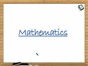 Trigonometric Ratios And Transformations - Introduction Of Trigonometry (Session 1)