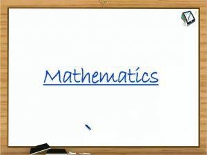 Trigonometric Ratios And Transformations - Trigonometric Ratios Of Angle 3A In Terms Of Angle A (Session 9)