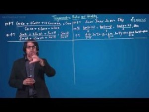 Trigonometric Ratios Identities And Equations - Illustration-XI Video By Plancess