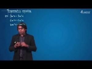 Trigonometric Ratios Identities And Equations - Trigonometric Equation-V Video By Plancess