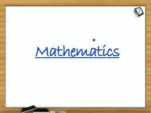 Trigonometry - Trigonometric Equation (Session 1)