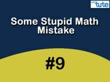 Some Stupid Math Mistake - Units And Conversions Video by Lets Tute