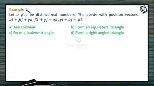 Vectors - Examples 1 (Session 3)