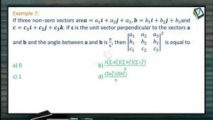Vectors - Examples 2 (Session 4 & 5)