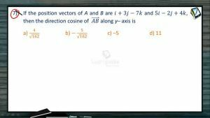 Vectors - Examples 4 (Session 3)
