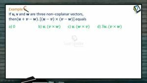 Vectors - Examples (Session 8 & 9)