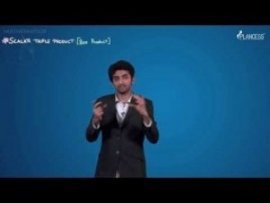Vectors - Scalar Tripple Product - Box Product Video By Plancess