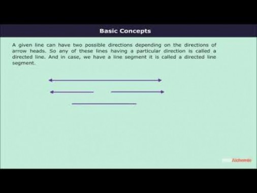 Class 12 Maths - Vectors - Types And Properties Video by MBD Publishers