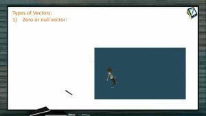 Vectors - Types Of Vectors 1 (Session 1)