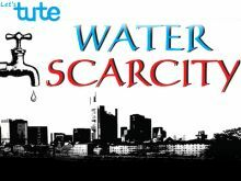 All Class Environmental Science - Water Scarcity Video by Let's tute