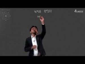 Wave Optics - Diffraction Video By Plancess