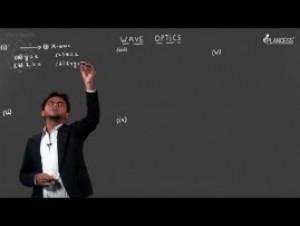 Wave Optics - Illustrations-I Video By Plancess