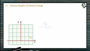 Work, Power And Energy - Various Graphs Of Kinetic Energy (Session 5)