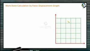 Work, Power And Energy - Work Done Calculation By Force Displacement Graph (Session 2)