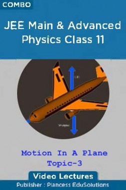 JEE & NEET Physics Class 11 - Motion In A Plane Topic-3 Video Lectures By Plancess EduSolutions