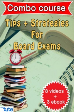 Combo : Tips And Strategies For Board Exam 2018 + Math And Science Paper Presentation by Let's Tute