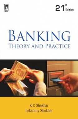 BANKING THEORY AND PRACTICE - 21TH EDITION