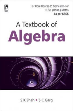 A Textbook Of Algebra