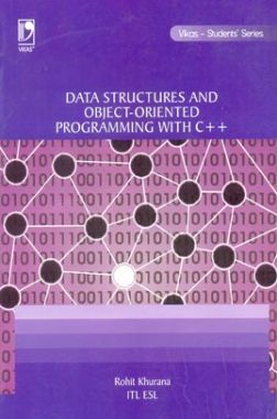 Data Structures And Object Oriented Programming With C++ (For Anna University)