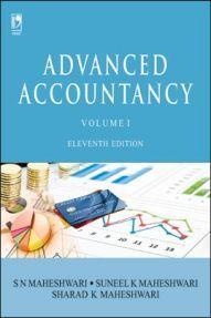 Advanced Accountancy Volume-I
