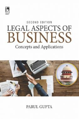 Legal Aspects Of Business Concepts And Applications