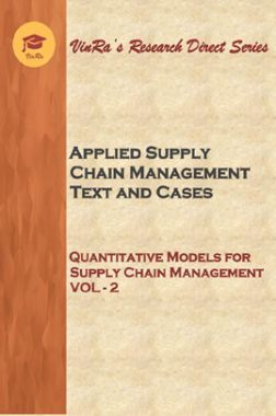 Quantitative Models for Supply Chain Management Vol II