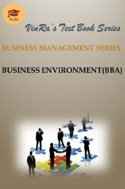 Business Environment (BBA)