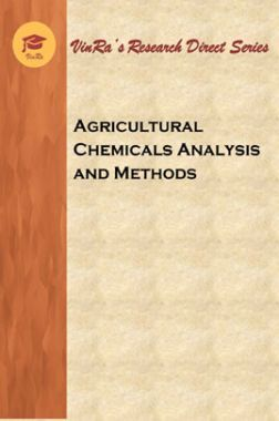 Agricultural Chemicals Analysis and Methods
