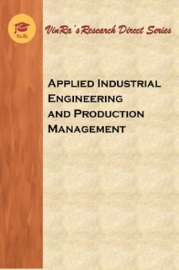 Applied Industrial Engineering and Production Management