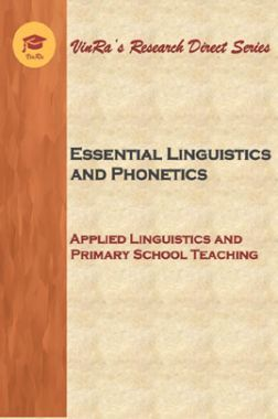 Applied Linguistics and Primary School Teaching Vol III