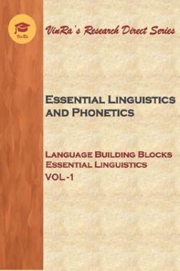 Language Building Blocks Essential Linguistics Vol I
