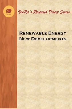 Renewable Energy New Developments
