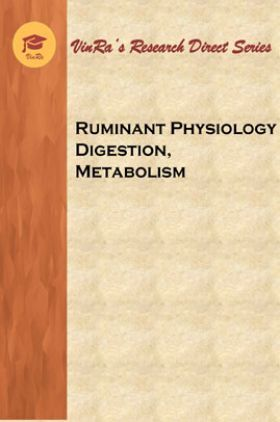 Ruminant Physiology Digestion, Metabolism