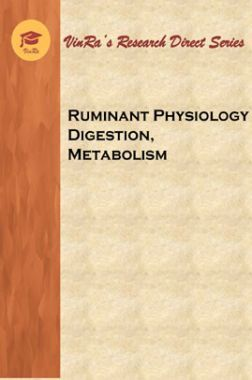 Ruminant Physiology Digestion, Metabolism
