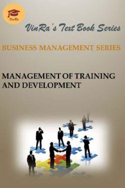 Management Of Training And Development