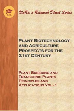 Plant Breeding and Transgenic Plants Principles and Applications Vol I