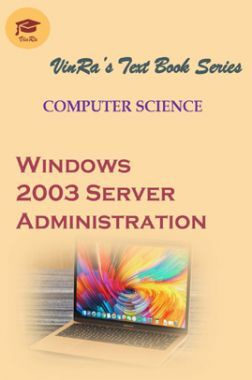 Computer Science Windows 2003 Server Administration
