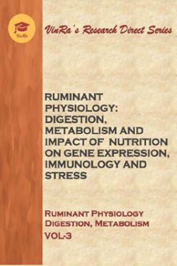 Ruminant Physiology Digestion, Metabolism Vol III