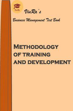 Methodology of training and development