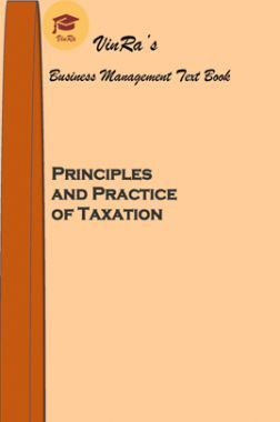 Principles and Practice of Taxation