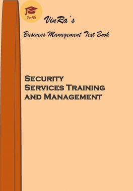 Security Services Training and Management
