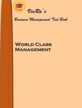 World Class Management