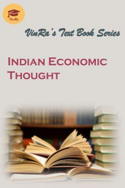 Indian Economic Thought