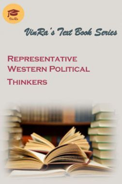 Representative Western Political Thinkers