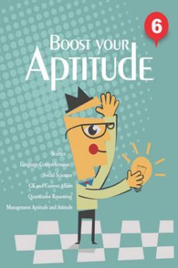 Boost Your Aptitude For Class 6