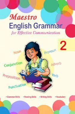 Maestro English Grammar For Effective Communication Class 2
