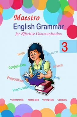 Maestro English Grammar For Effective Communication Class 3