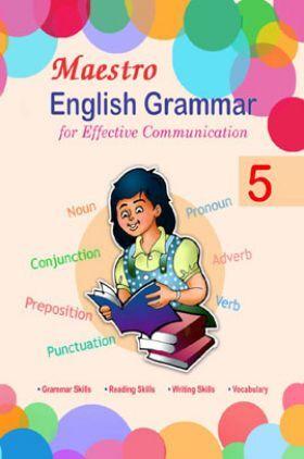 Maestro English Grammar For Effective Communication Class 5