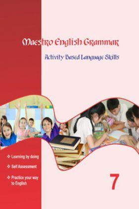 Maestro English Grammar Activity Based Language Skills Class 7